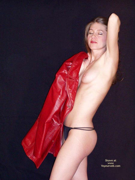 Pic #5 - Juliette Red Coat Pink Toy