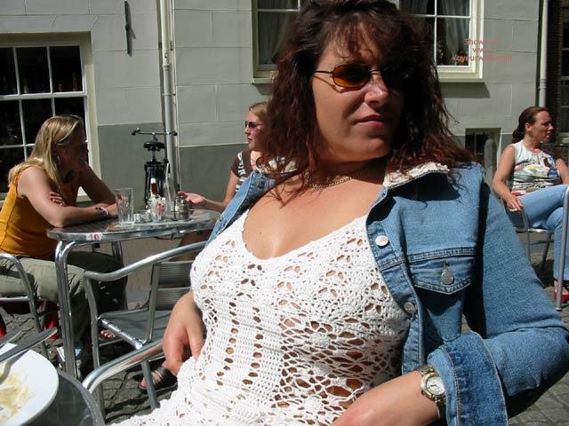 Pic #1 - Ingrid In Amsterdam
