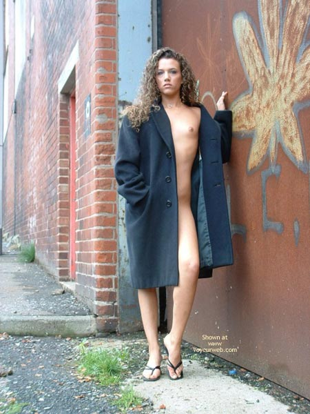 Pic #2 - Teen Outdoor Flasher