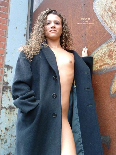 Pic #3 - Teen Outdoor Flasher
