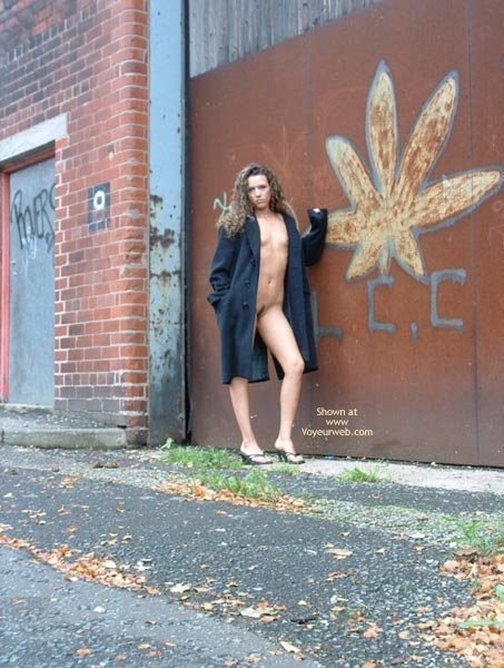 Pic #5 - Teen Outdoor Flasher
