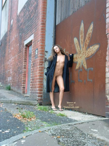 Pic #6 - Teen Outdoor Flasher