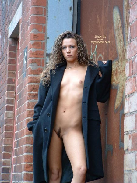 Pic #8 - Teen Outdoor Flasher