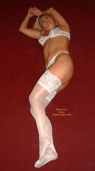 Pic #2 - 38yo Dutch White Lingerie