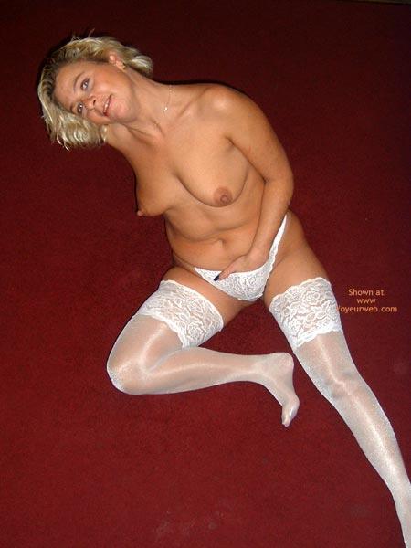 Pic #7 - 38yo Dutch White Lingerie