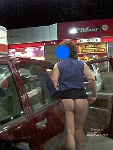 Pic #1 - Sexy Wife in Out and About