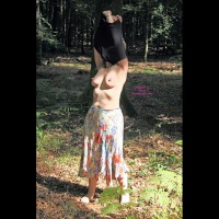 Naked In The Woods