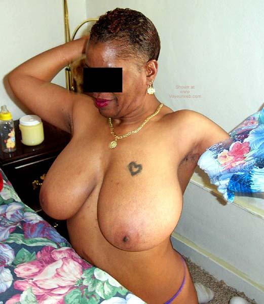 Pic #2 - Big Light Brown Titties