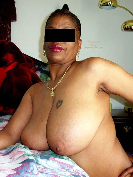 Pic #4 - Big Light Brown Titties