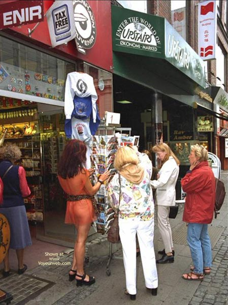 Pic #9 - *Sn Nancy Shopping Nip In Copenhagen