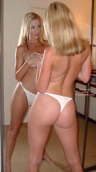 Pic #5 - Audrey In The Mirror Baby