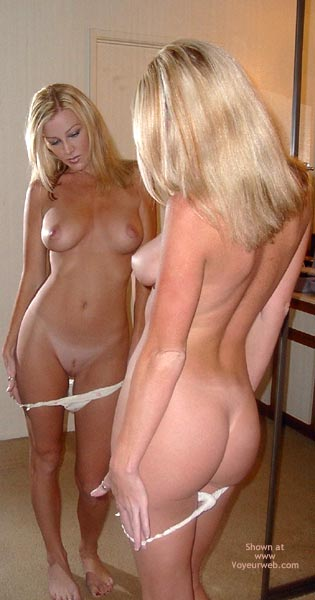Pic #6 - Audrey In The Mirror Baby