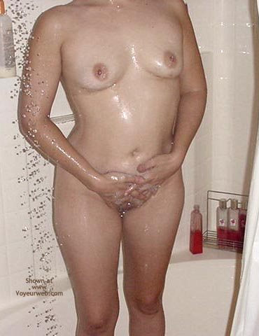 Pic #7 - Shower time