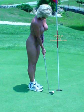 Pic #4 - Cindylo At The Golf Course