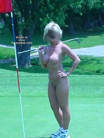 Pic #6 - Cindylo At The Golf Course