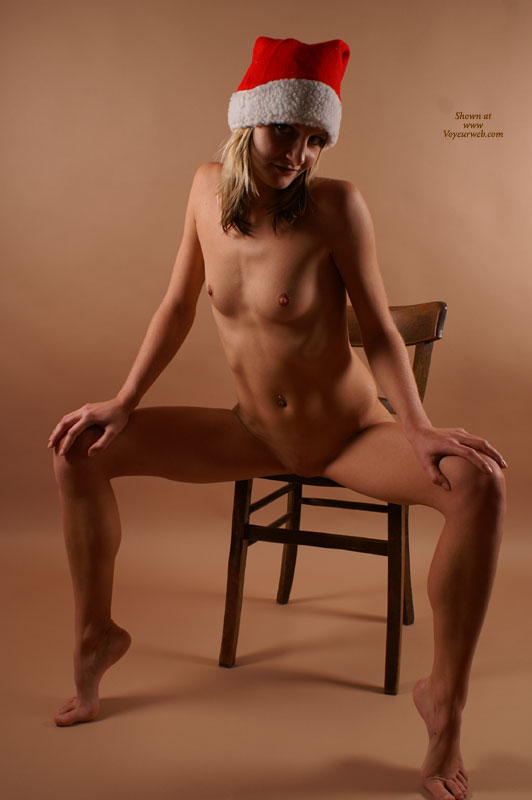 Pic #1 - Nude On Chair - Hard Nipple, Small Tits, Spread Legs, Naked Girl, Nude Amateur, Sexy Legs, Small Areolas , Back Arched Leaning Forward, Spread Wide Open For Santa, Tiny Tits, Tippy Toes, Sitting And Leaning Forward, Hands On Knees