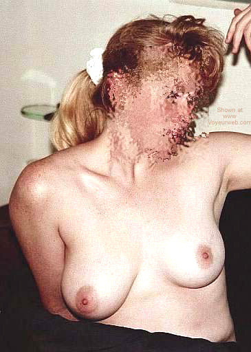 Pic #1 - Sexy Blonde First Time