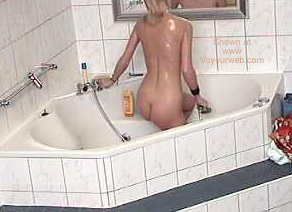 Pic #5 - Girl in The Bath Tub
