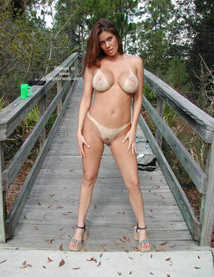 Pic #6 - Rain Naked at The Park