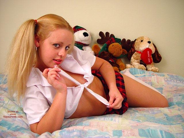 Pic #3 - Biana School Girl Innocence