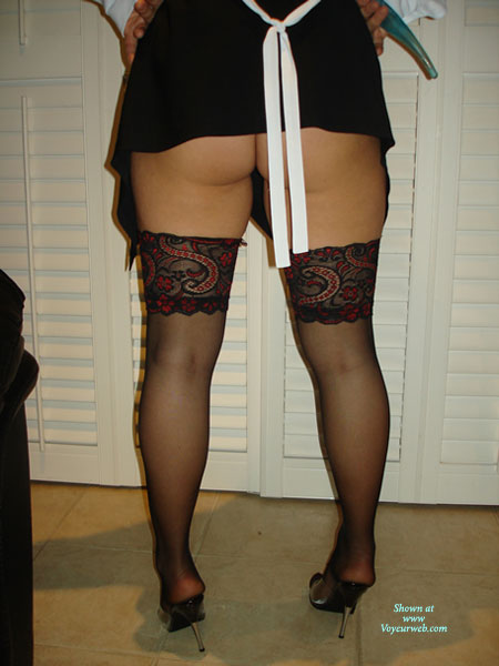 Pic #1 - Getting Ready , Second Time, Please Be Nice! Let Me Know What You Think! Kisses Kathy!!<br /><br />