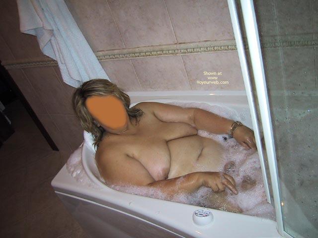 Pic #2 - Tina Bathing