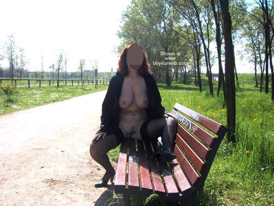 Pic #1 - Tiziana in The Park