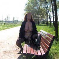 Tiziana in The Park