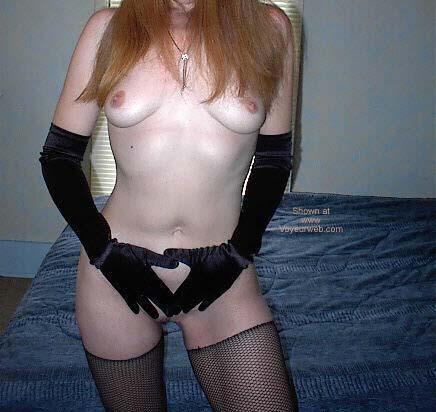Pic #1 - HBJ Fishnet Stockings