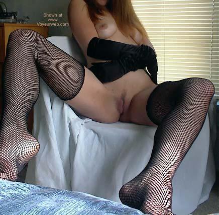 Pic #2 - HBJ Fishnet Stockings