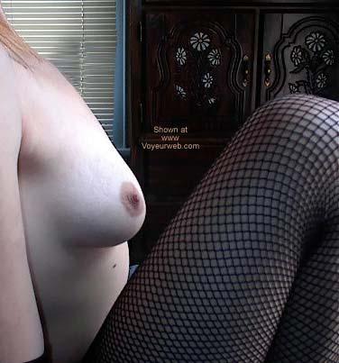 Pic #3 - HBJ Fishnet Stockings