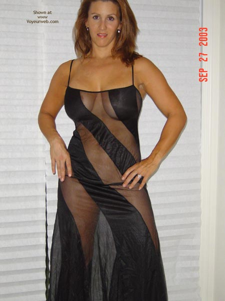 Pic #2 - Wifes New Outfit!!!