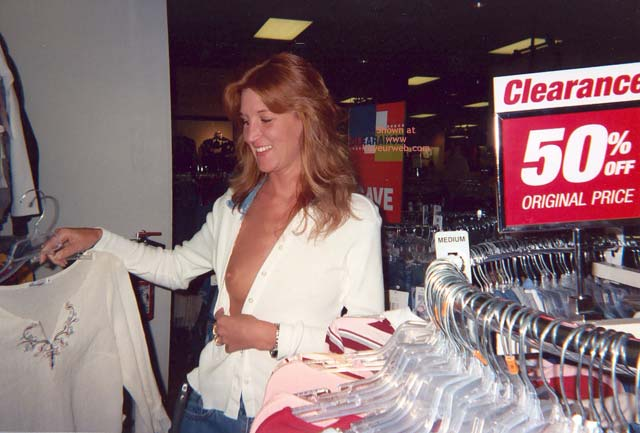 Pic #1 - Marcia Goes Shopping