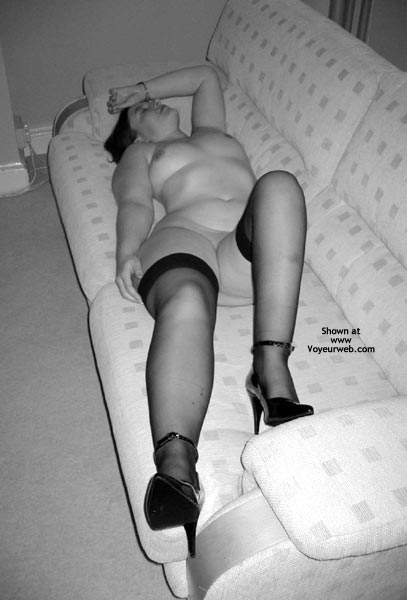 Pic #6 - Hot In Stockings