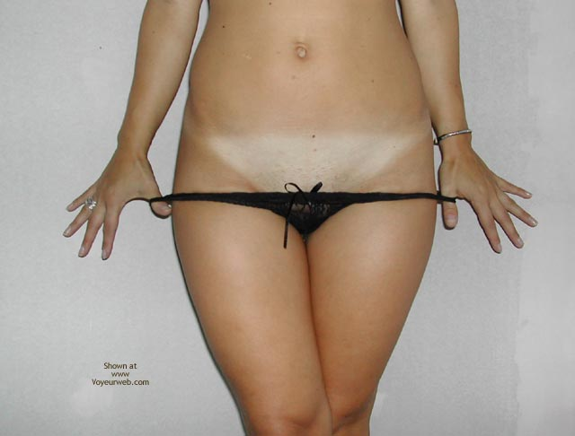 Pic #8 - Scandinavian Temptress' Panty Show