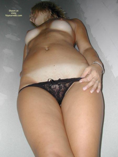 Pic #9 - Scandinavian Temptress' Panty Show