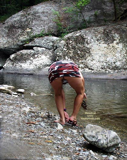 Pic #2 - Little T At The Creek
