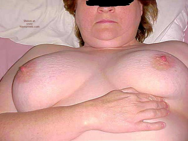 Pic #4 - MY BIG TITTED WIFE
