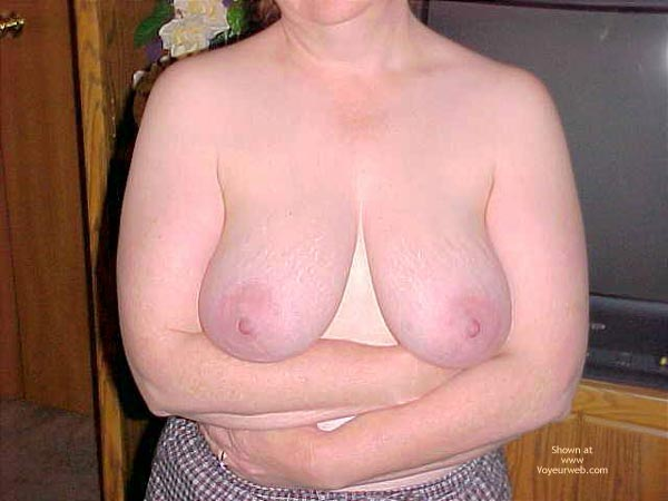Pic #8 - MY BIG TITTED WIFE