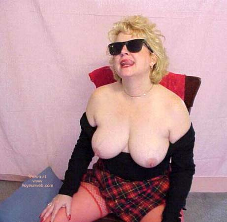 Pic #2 - *PA *SA Lady Mature Bad in Plaid