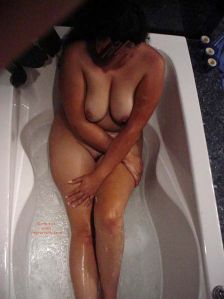 Pic #2 - Fun in The Tub