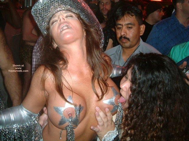 Pic #7 - *Gg Halloween Tit Licking