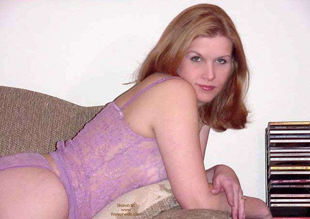 Pic #2 - Alissa Pretty in Pink!