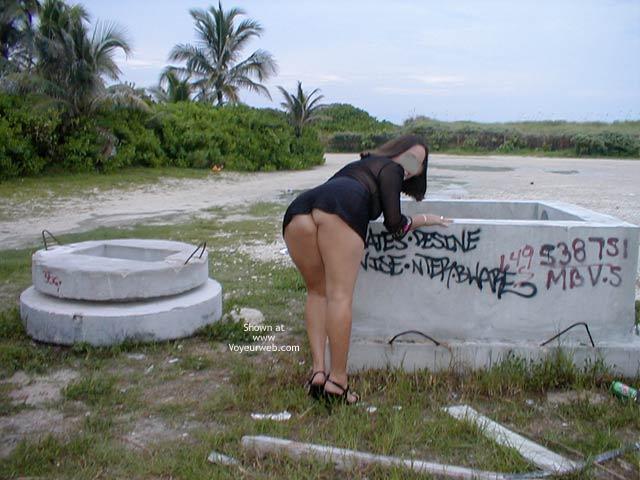 Pic #8 - Hot Nude Latina at South Beach