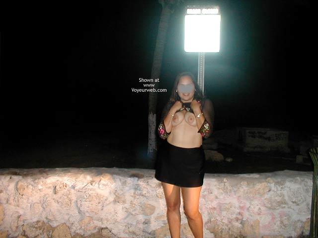 Pic #9 - Hot Nude Latina at South Beach