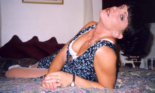 Pic #1 - Chelle....Slowly Undressing