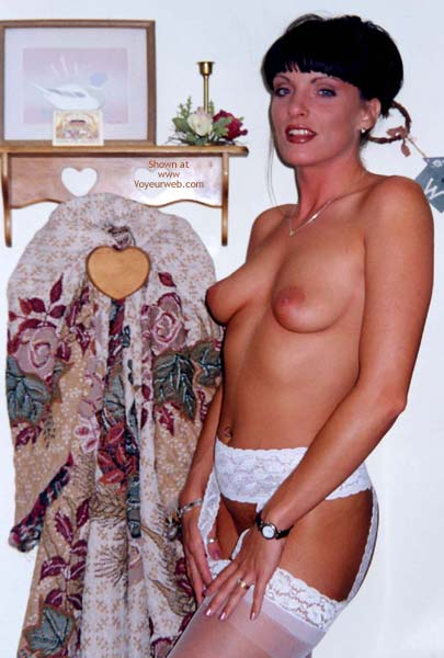 Pic #8 - Chelle....Slowly Undressing