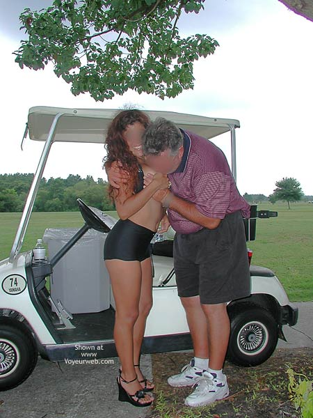Pic #3 - Golf For Sluts