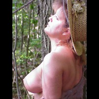 Sara Getting Naughty in The Woods