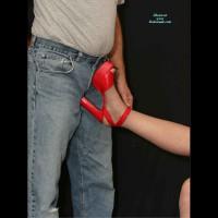 My Red Heels